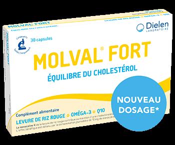 MOLVAL FORT - NOUVEAU D