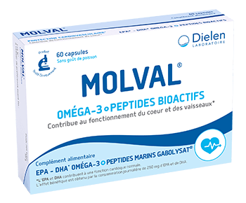 Packaging molval